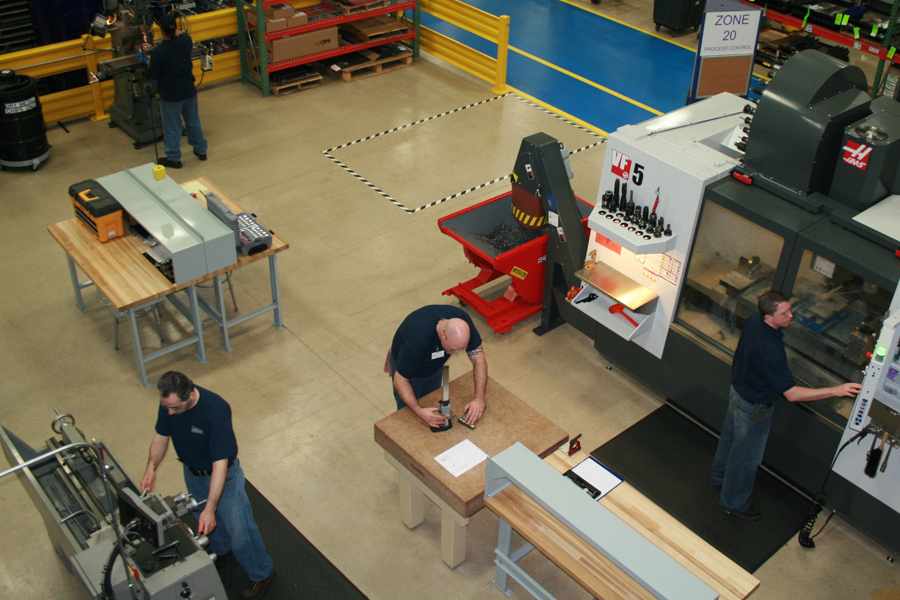 Kondex's Product Development Center (PDC)