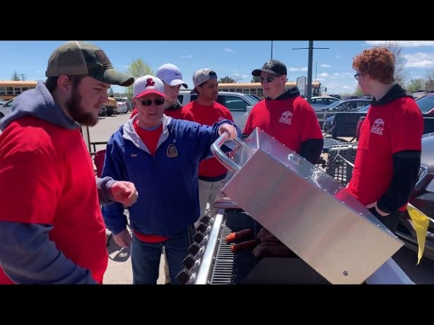 Kondex Partners with Lomira High School on Project GRILL