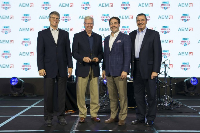 Kondex Receives AEM Advocates Program Gold Award